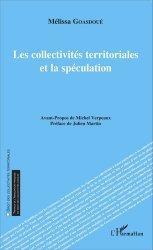 Dernières parutions dans Droit des collectivités territoriales, Les collectivités territoriales et la spéculation https://fr.calameo.com/read/005370624e5ffd8627086