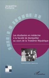 Dernières parutions dans Savoir et formation, Les étudiantes en médecine à la faculté de Montpellier au cours de la Troisième République
