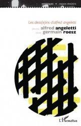Dernières parutions dans Esthétiques, Les dess(e)ins d'Alfred Angeletti