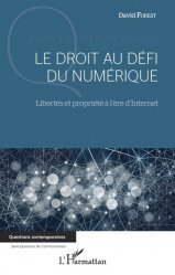 Dernières parutions dans Questions contemporaines, Le droit au défi du numérique