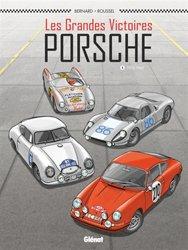 Dernières parutions dans Plein Gaz, Les grandes victoires Porsche / 1952-1968