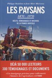 Souvent acheté avec L'agriculture française : une diva à réveiller ?, le Les paysans 1870-1970