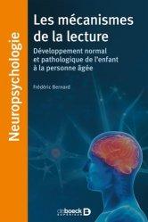 Dernières parutions dans Neuropsychologie, Les mécanismes de la lecture