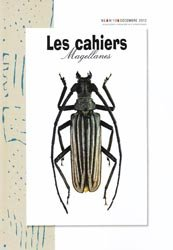 Dernières parutions dans Cahiers Magellanes, Les Cahiers Magellanes NS