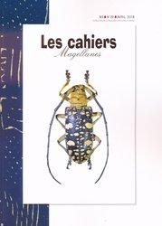Dernières parutions sur Coléoptères, Les cahiers Magellanes avril 2018