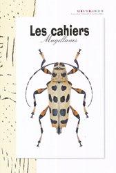 Dernières parutions sur Coléoptères, Le cahiers Magellanes