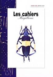 Dernières parutions dans Cahiers Magellanes nouvelle série, Les chaiers Magellanes Janvier 2019