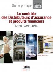 Dernières parutions sur Assurances, Le contrôle des distributeurs d'assurance