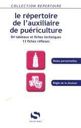 Souvent acheté avec Le lexique des aides-soignants et des auxiliaires de puériculture, le Le répertoire de l'auxiliaire de puériculture livre médecine 2020, livres médicaux 2021, livres médicaux 2020, livre de médecine 2021