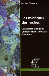 Dernières parutions dans Sciences de la terre et de l'environnement, Les minéraux des roches