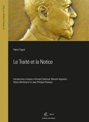 Dernières parutions sur Droit de l'urbanisme, Le Traité et la Notice