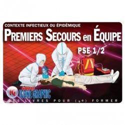 Dernières parutions sur Premiers secours, Le mémento du secouriste en contexte infectieux ou épidémique - COVID-19