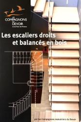 Souvent acheté avec Les escaliers courbes en bois massif, le Les escaliers droits et balancés en bois