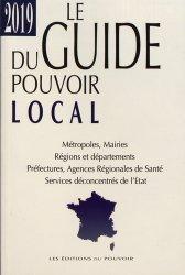 Nouvelle édition Le guide du pouvoir local