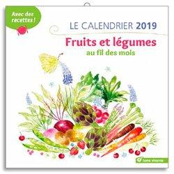 Souvent acheté avec Le calendrier 2019 du potager bio, le Le calendrier 2019 Fruits et legumes au fil des mois