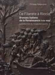 Dernières parutions sur Sculpture, Les bronzes de la Renaissance