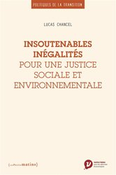 Dernières parutions dans Essai, Les inégalites environnementales