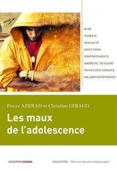 Dernières parutions sur Psychopathologie de l'adolescent, Les maux de l'adolescence