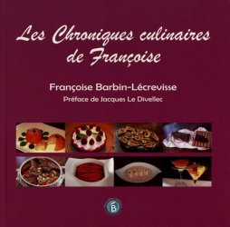 Dernières parutions sur Cuisine de l'ouest, Les chroniques culinaires de Françoise majbook ème édition, majbook 1ère édition, livre ecn major, livre ecn, fiche ecn