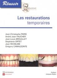 Souvent acheté avec Endodontie, le Les restaurations temporaires