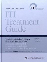 Dernières parutions sur Implantologie, Les traitements implantaires dans le secteur esthétique