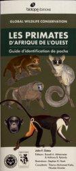 Dernières parutions sur Mammifères, Les primates d'afrique de l'ouest
