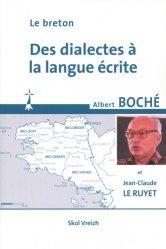 Dernières parutions sur Breton, Le breton