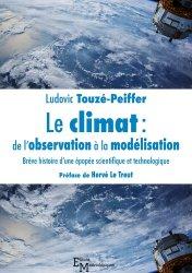 Dernières parutions sur Climatologie-Météorologie, Le climat