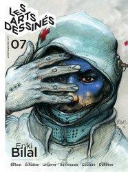 Dernières parutions sur Illustration, Les Arts dessinés N° 7, juillet/septembre 2019 : Enki Bilal