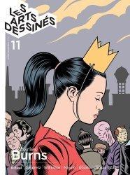 Dernières parutions sur Illustration, Les Arts dessinés N° 11, juillet-septembre 2020 : Charles Burns