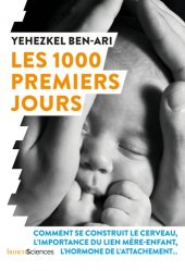 Dernières parutions sur Psychologie du développement, Les 1000 premiers jours