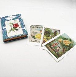 Dernières parutions sur Herbiers - Agendas - Calendriers - Almanachs, Le petit livre des roses. Avec 10 cartes postales offertes