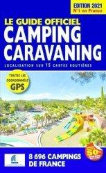Nouvelle édition Le Guide Officiel Camping Caravaning