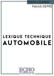 Dernières parutions sur Modèles - Marques, Lexique technique automobile