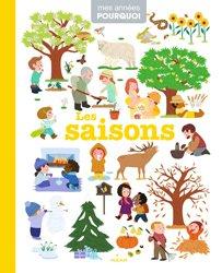 Dernières parutions sur Activités autour de la nature, Les saisons