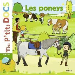 Dernières parutions dans Mes p'tits docs, Les poneys