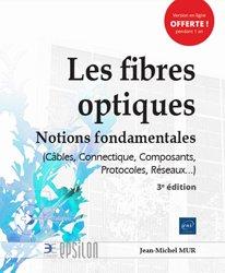 Dernières parutions sur Conception et architecture réseaux, Les fibres optiques