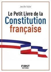 Dernières parutions sur Constitution, Le petit livre de la constitution française