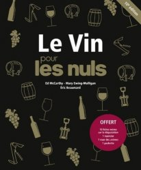 Nouvelle édition Le vin pour les nuls