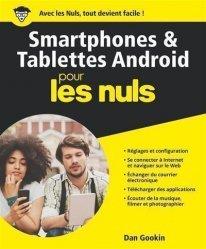 Dernières parutions sur Téléphones, tablettes - Mobilité, Les smartphones et les tablettes android pour les nuls
