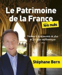 Dernières parutions dans Pour les Nuls, Le patrimoine de la France pour les nuls