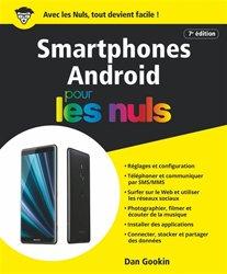 Dernières parutions sur Téléphones, tablettes - Mobilité, Les smartphones android pour les nuls