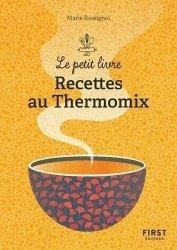 Dernières parutions dans Le petit livre, Le petit Livre de recettes au thermomix
