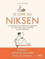 Dernières parutions sur Développement personnel, Le Livre du Niksen