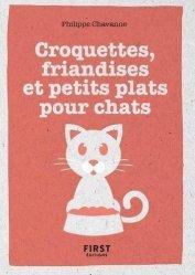 Dernières parutions sur Chat, Le petit Livre de croquettes, friandises et petits plats pour chat