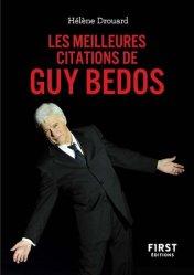 Dernières parutions dans Le petit livre, Le petit livre des meilleures citations de Guy Bedos