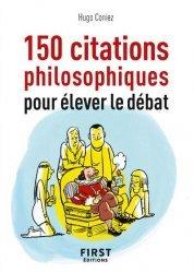Dernières parutions dans Le petit livre, Le petit Livre de 100 citations philosophiques pour élever le débat