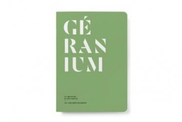 Dernières parutions sur Jardins, Le geranium en parfumerie