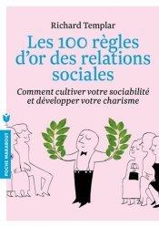 Dernières parutions dans Poche Marabout Psy, Les 100 règles d'or des relations sociales