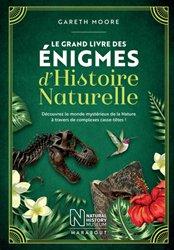 Dernières parutions sur Activités autour de la nature, Le grand livre des énigmes d'Histoire Naturelle